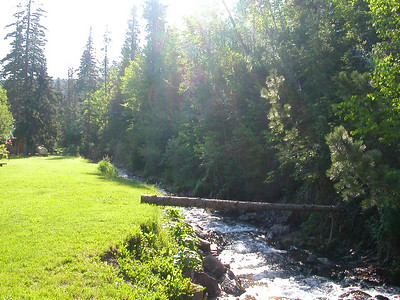 Spearfish Canyon Area