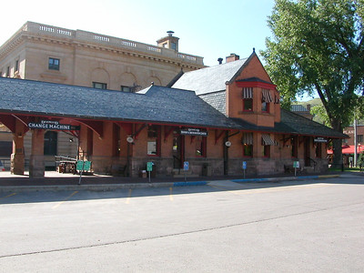 Deadwood Depot