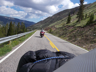 Zooker on Beartooth Hwy