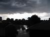 Just a little rain in Beaver Utah.