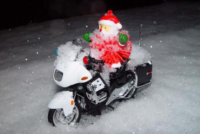 Beemer Santa