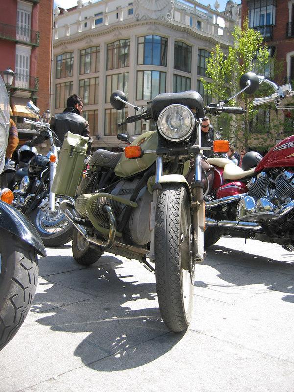Plaza Santa Ana, Madrid, 04/06.