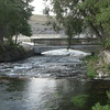This is the smallest river in the world.  Great Falls, MT.