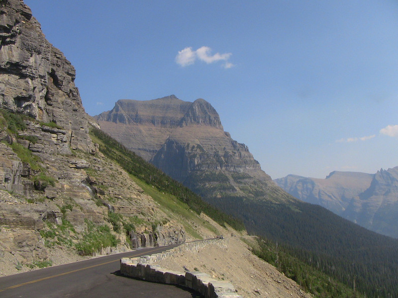 Going to the Sun Road, Glacier Park