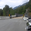 Saloompt Road bridge over the Bella Coola River
