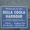 In the 2008 movie The Incredible Hulk, the main character, Bruce Banner / Hulk concludes the plot by escaping to Bella Coola, where he attempts to control his transformations.