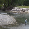 fishing the Salloompt River