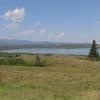 Chief Mountain NW of Duck Lake, Montana