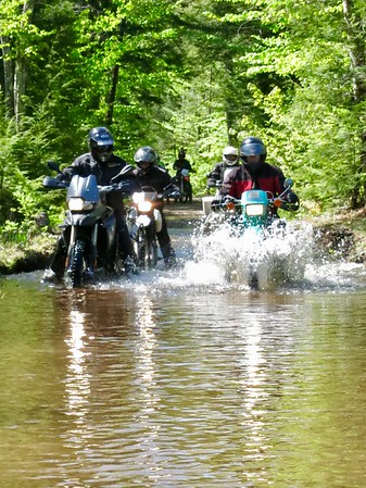 Berwick to Fryeburg  Ride May 2017