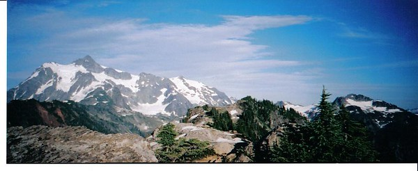 Mt Larrabee, Washington
