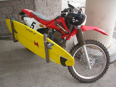 Hawaii Triple Sport Bike