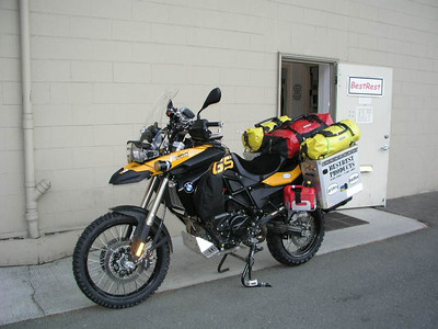The F800GS
