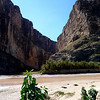St. Elena Canyon on th Rio Grand