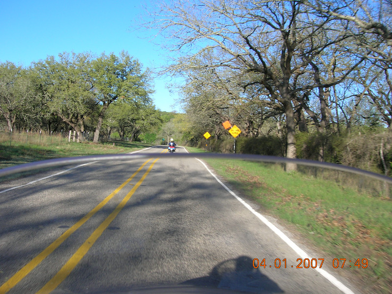 TX39 out of Kerrville.  Great road.