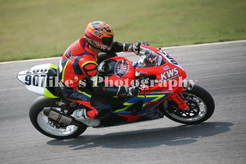 Ben Thompson <br /> Superbike