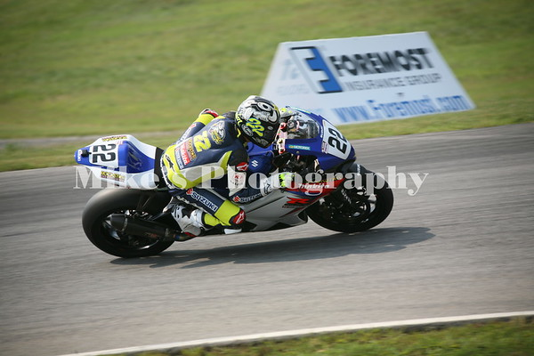Big Kahuna Weekend Superbike class