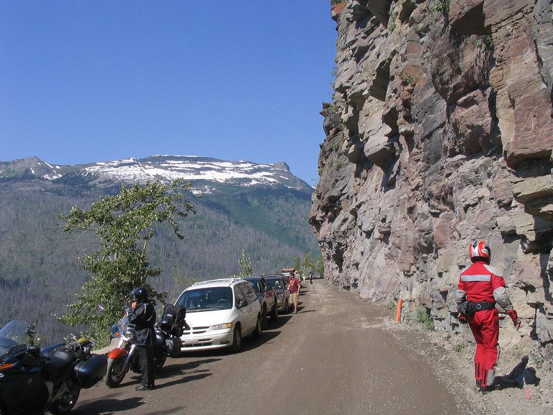 """Going to the Sun Road"""