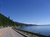 Flathead Lake at Polson