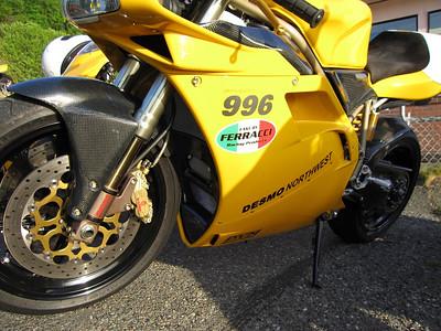Scott's beautiful 996.