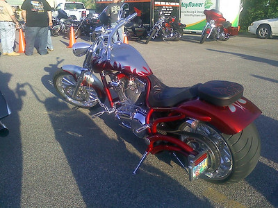 Bike Night 5-16-13