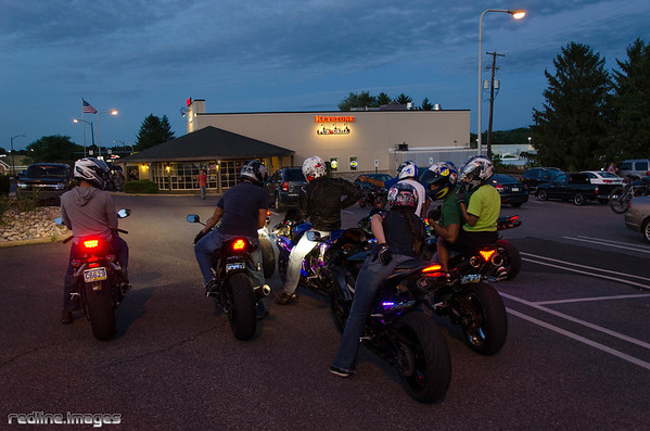 Lehigh Valley Bike Night
