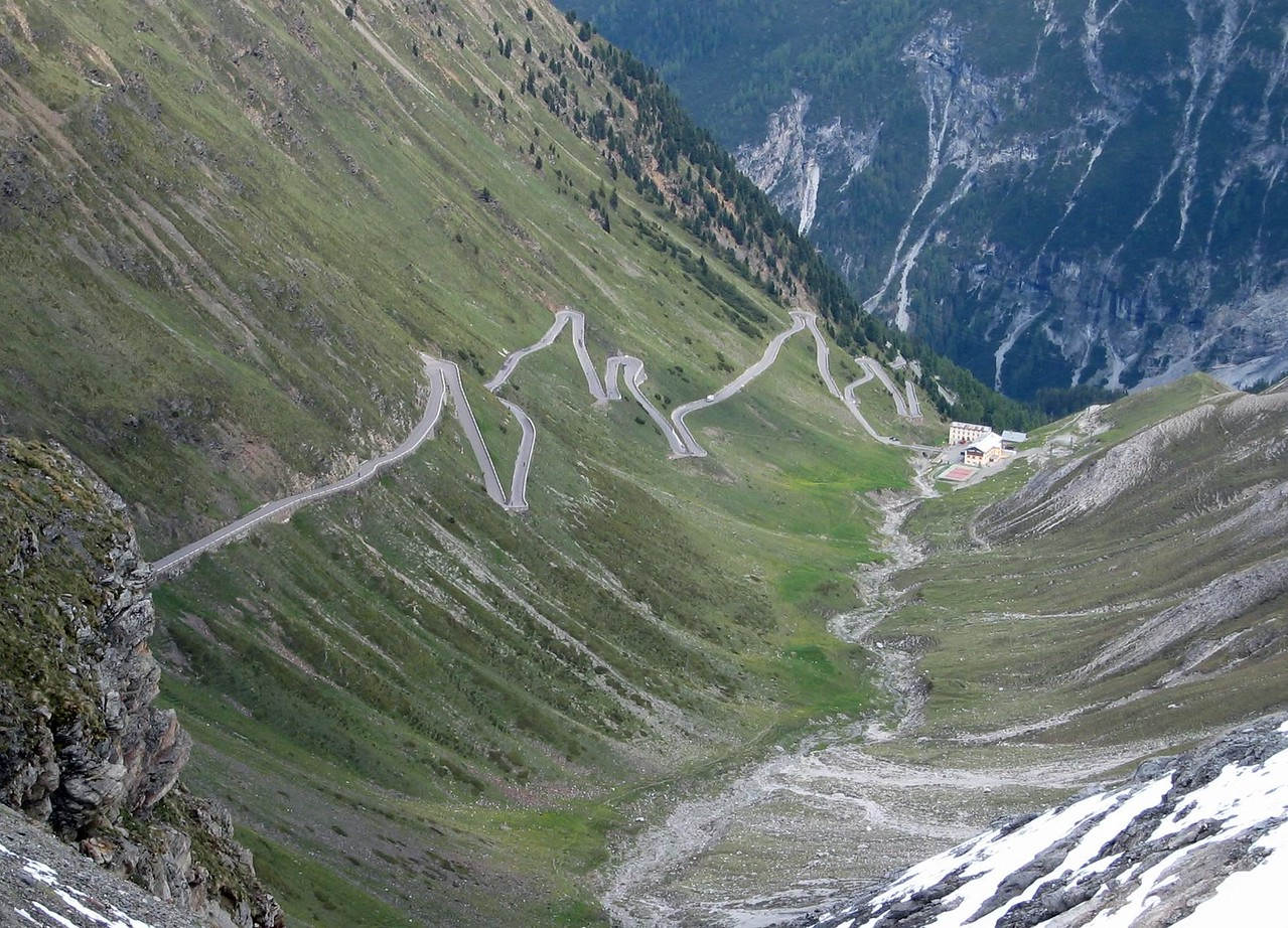 Stelvio, mother of all bike trips!