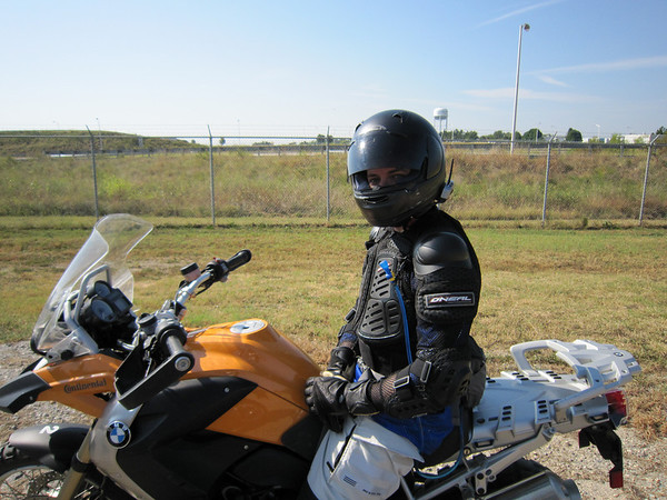 Bike Trip to BMW Perf. Center, Greer SC