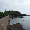 Grand Marias MN. Lake Superior shoreline