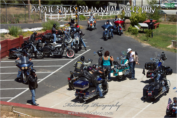 Piarate Bones 3rd Annual Poker Run