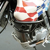 left side detail of Fairing Crashbars F650GS/Dakar<br /> (Toruratech Part Number: 051-0524)