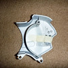 item: sprocket cover, includes mounting screws<br /> <br /> part #: unknown<br /> <br /> condition: good, slight wear.<br /> <br /> price: $20