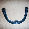 item: windsheild bracket<br /> <br /> part #: 71 60 7 653 849<br /> <br /> list price: $38<br /> <br /> price: $15
