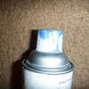 item: OEM color-matched spray paint for the side cases.<br /> <br /> included w/ cases