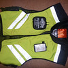 "item: ICON Mil-Spec reflective vest.<br /> part #: <a href=""http://www.motorcycle-superstore.com/11/51/814/41149/ITEM/Icon-Mil-Spec-MSF-Vest.aspx"">http://www.motorcycle-superstore.com/11/51/814/41149/ITEM/Icon-Mil-Spec-MSF-Vest.aspx</a><br /> condition: good, a few minor smudges, slight damage to ICON logo on shoulders.<br /> <br /> price: sold"