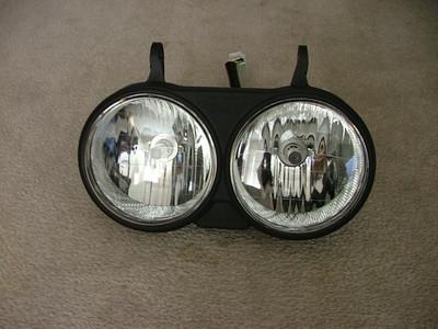Buell Headlight Mod