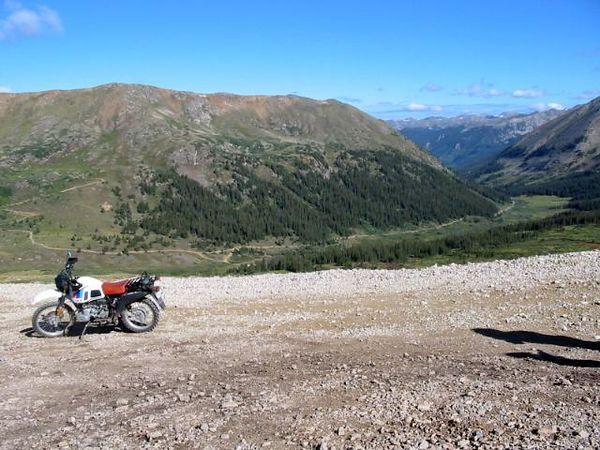 Webster Pass, Colorado
