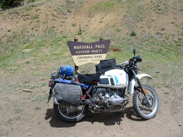 Marshall Pass, Colorado