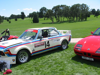 Rocky Mountain Concours d'Elegance