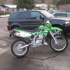 """I recently sold my KLR250 with KLR650 suspension mods because I found I had little time to ride it. When an opportunity to buy  this '09 KLX250S was presented to me, I just couldn't say """"No."""""""
