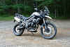 Triumph Tiger 800XC, June 2011