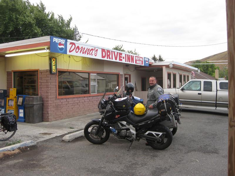 Breakfast in Pomeroy, WA