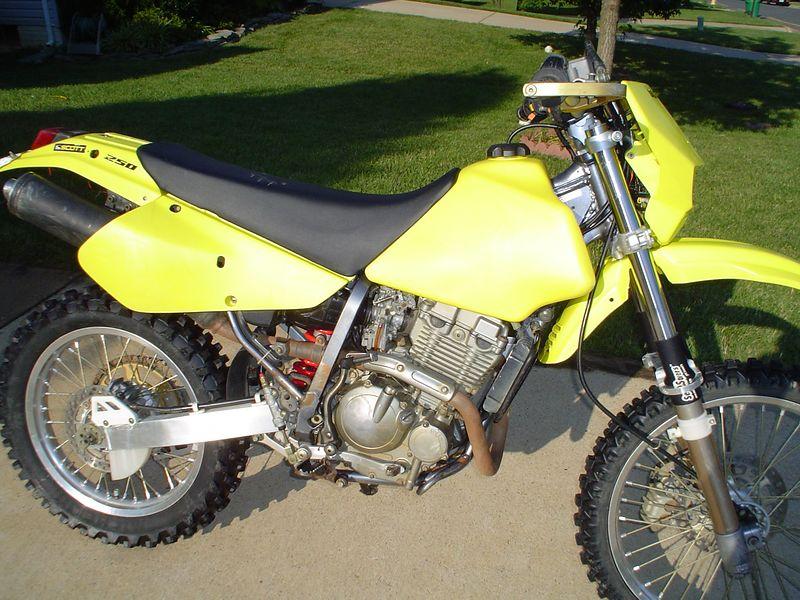 2002 DRZ250