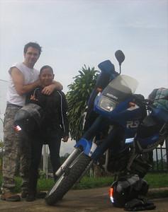 Black DD to Puntarenas