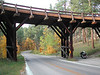 Iron Mountain Road - One of the pigtail bridges on the way to Rushmore...