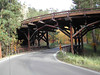 Pigtail Bridge, Iron Mountain Rd on the way to Mt Rushmore