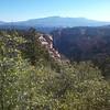 Big Notch on Elk Ridge