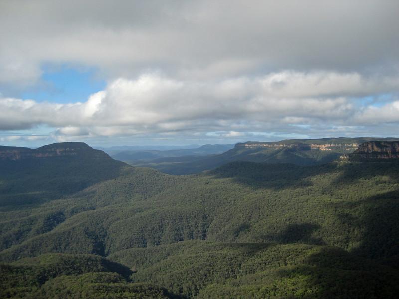 Blue Mountains, Katoomba NSW