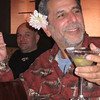 Does this drink make me look Gay? No dude, I think it's the flower!