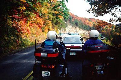9a, Shane Smith & family, BlueRidgePkwy,NC,Oct2000