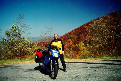 North Geogia Mts, oct 2000